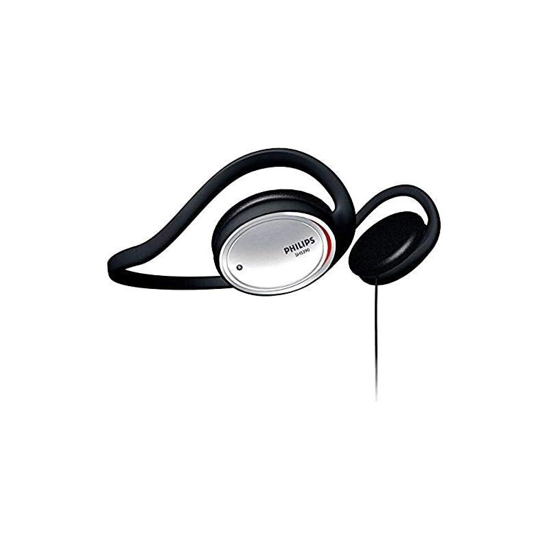 Philips SHS390 On-Ear Stereo Headphones