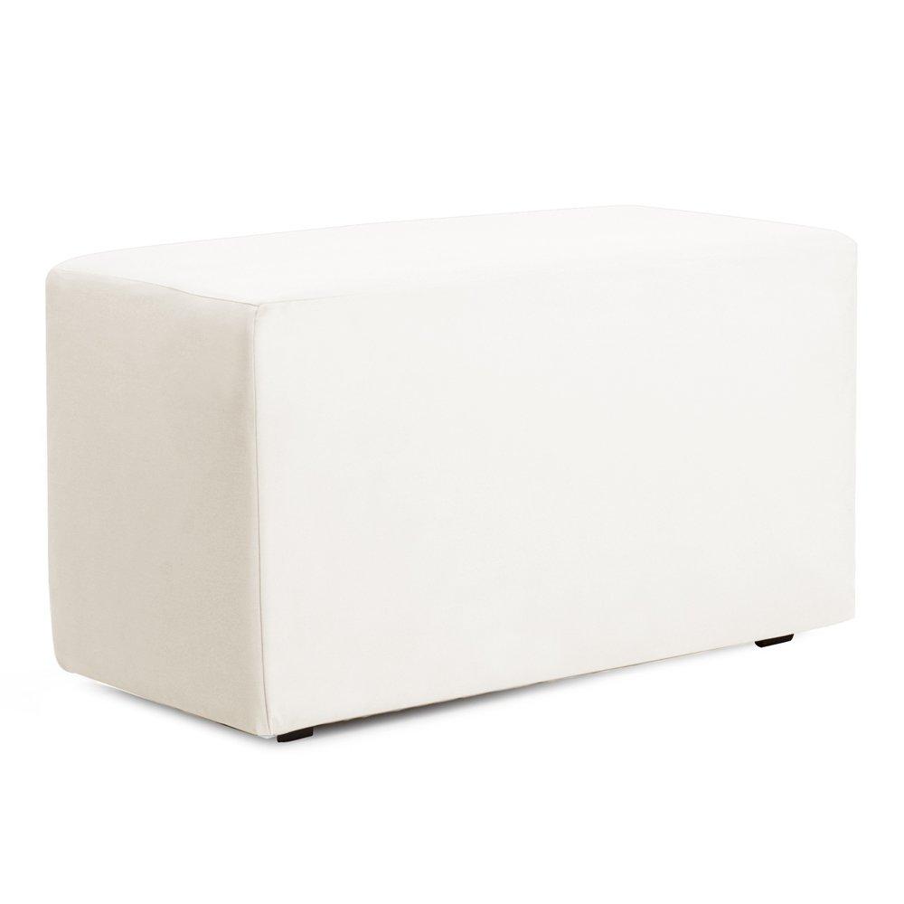 Howard Elliott C130-190 Replacement Cover for Universal Bench, Avanti White
