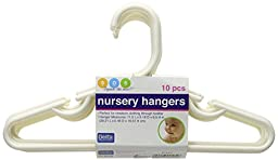 Delta Nursery Hangers 10pk. White