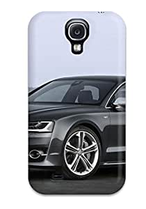 Galaxy S4 Case, Premium Protective Case With Awesome Look - Audi S