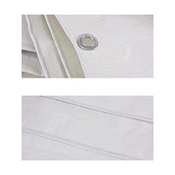 Duwen, copertura per telone esterno, copertura antipioggia, multiuso, copertura per tenda, telo impermeabile, tenda da… 6 spesavip