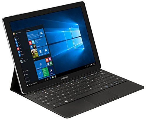 Samsung Galaxy TabPro S SM-W703NZKAXAR 12-Inch Tablet (Intel Core M3 6Y30 0.90 GHz, 128 GB SSD, 4GB RAM, Windows 10 Pro)