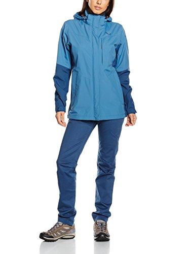 Fanes Donna 2l Giacca SALEWA Blu GTX W T7RTdq