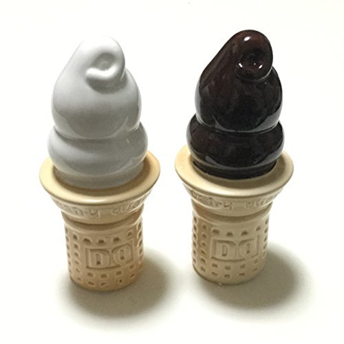 DQ Salt and Pepper Shaker Set - Dairy Queen for sale  Delivered anywhere in USA