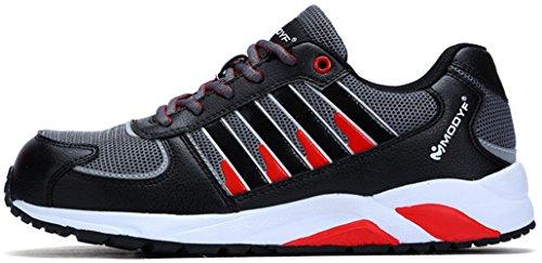 Modyf Men Scarpe Da Trekking Outdoor Traspirante Puntale In Acciaio Scarpe Sneaker Antiurto Scarpe Da Trekking Outdoor Antiscivolo