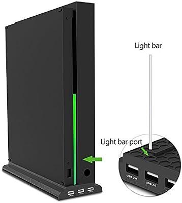 Xbox One X Ventilador de refrigeración Cooling Fan: Amazon.es: Informática