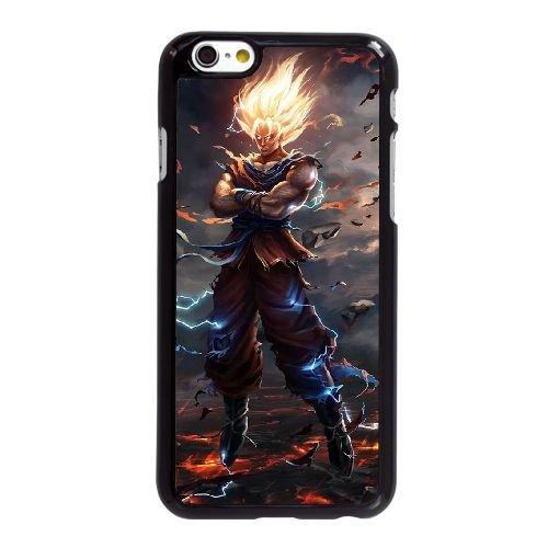 Dragon Ball Goku UU26YS5 coque iPhone 6 6S 4,7 pouces cas de téléphone portable coque O4UC8Q5BG