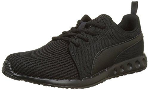 Les Hommes Pumas Chaussures De Course Dash Carson Noir (noir Puma 02)