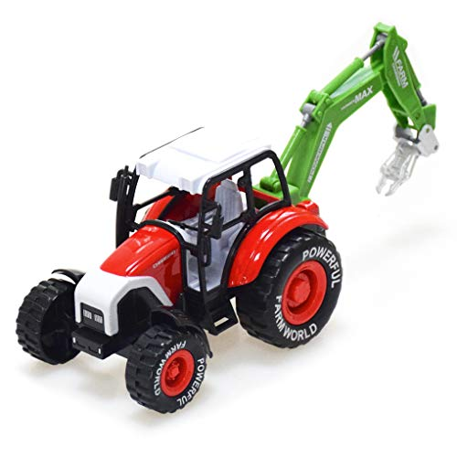 Lemical Farm Alloy Tractor/Forklift Truck, 4 Wheel for sale  Delivered anywhere in USA