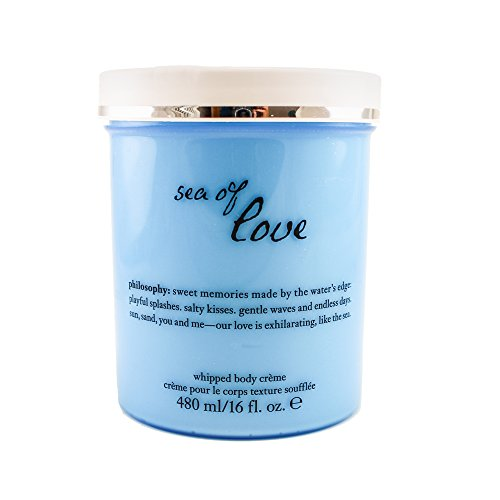 Philosophy Sea Of Love Whipped Body Creme 16 Fl Oz