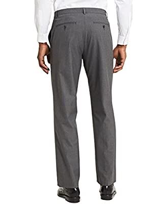 Calvin Klein Men's Slim Fit End Bi-Stretch Pant