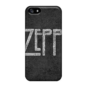 Iphone 5/5s Case Cover Skin : Premium High Quality Led Zeppelin Case