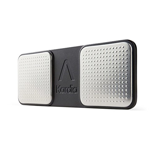 AliveCor® KardiaMobile EKG Monitor | FDA-Cleared | Wireless Personal EKG | Works with Smartphone | Detects AFib Bradycardia and Tachycardia in 30 seconds