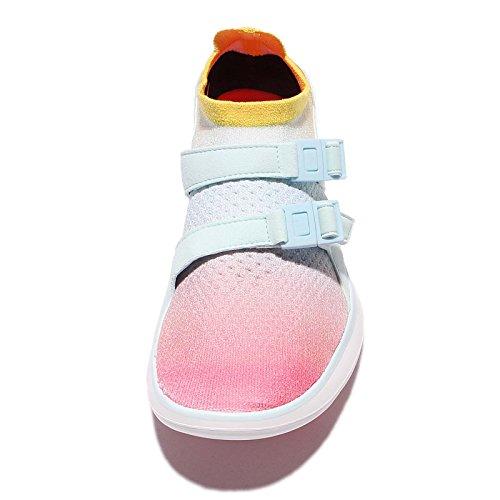Ld Cordon Bajos White Blue Mujeres Medios Air Talla Para Correr Pink Max zero Nike glacier racer Zapatos amp; qw8tHXw