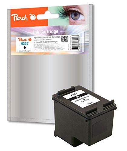 Peach PI300-148 Print Head Cartridge for HP C9364E, No. 337 - Black
