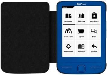 TrekStor 30400 - Funda eBooks para Pyrus MINI 30400, negro ...
