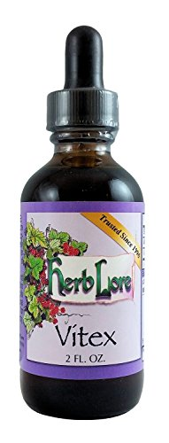 Herb Lore Organic Vitex (Chasteberry) Li - Chaste Tree Berry Benefits Shopping Results