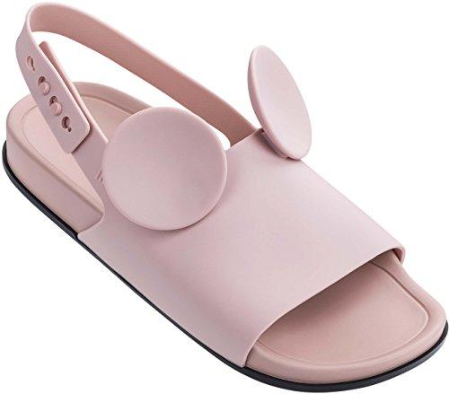 Ilhabela Holdings Inc. Sandalo Da Donna Scivolo Spiaggia Melissa + Sandalo Da Spiaggia Disney Beach Rosa