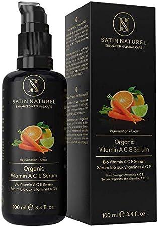 ✅ EFECTO ANTIENVEJECIMIENTO MAXIMIZADO: este serum combina las mejores propiedades de la vitamina C,