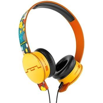 SOL REPUBLIC 1299-01 Deadmau5 Tracks HD On-Ear Headphones