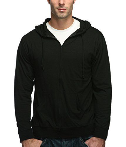 Cottonhood Long Sleeve T Shirt Hoodie