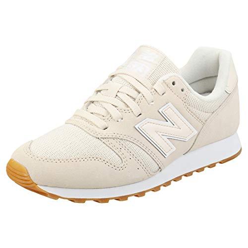 Wcg Sneaker 373 Bianco whitecap Donna New Balance white ExFAw0F4q