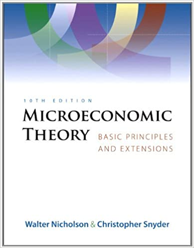 Microeconomic theory book only 9780324585070 economics books microeconomic theory book only 9780324585070 economics books amazon fandeluxe Images