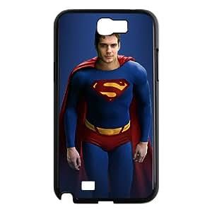 Samsung Galaxy N2 7100 Cell Phone Case Black Superman D2289630