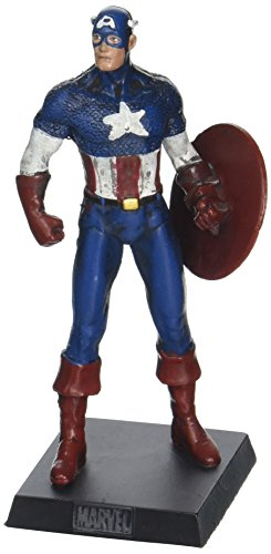 Classic Marvel Figurine Collection Magazine #9 Captain (Classic Marvel Magazine)