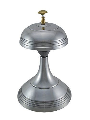 Large Counter Bell on Pedestal by GSM