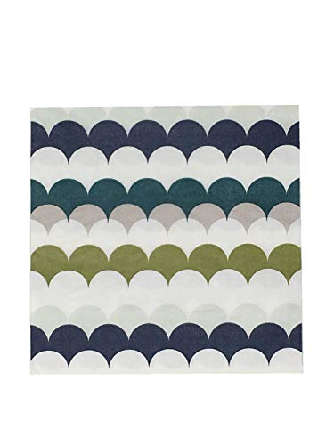 Eightmood 60 Count 3-Ply Paper Lunch or Dinner Napkins, Harley