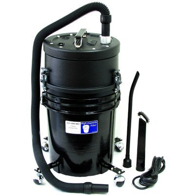 Printer Owners Manual (Atrix - ATIHCTV5CT ESD Safe 5 Gallon Bucket Style Vacuum - Corded)