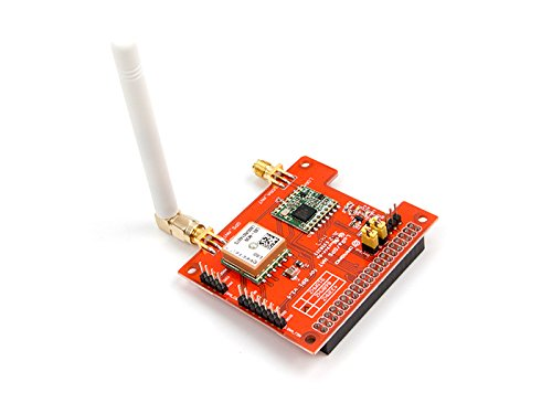 In ZIYUN Raspberry Pi LoRa//GPS HAT support 868M frequency,based on the SX1276//SX1278 transceiver,feature the LoRa long range modem that provides ultra-long range spread spectrum communication