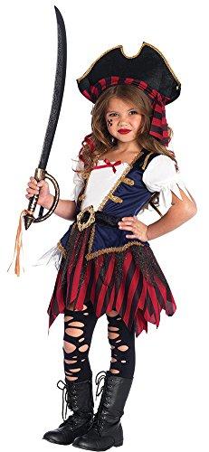 BESTPR1CE Toddler Halloween Costume- Pirate Caribbean Toddler