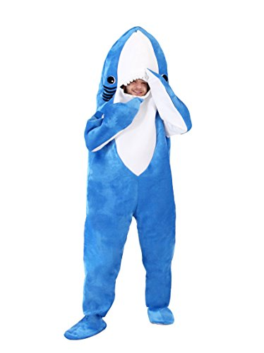 Katy Perry Left Shark Adult Plus Costume (XX-Large) by Costume Agent (Image #2)