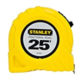 STANLEY 30-454 25-by-1-Inch STANLEY Tape Rule