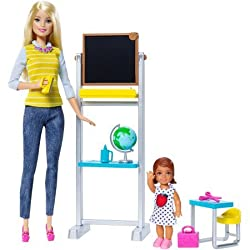 Barbie Career Teacher Doll & Playset