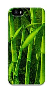 Bamboo17 PC Case Cover for iPhone 5 and iPhone 5s 3D
