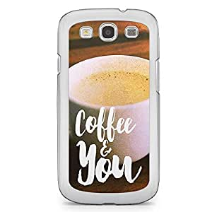Loving Samsung Galaxy S3 Transparent Edge Case - Crazy Beautiful You