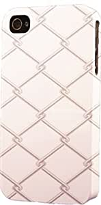 Chain Link Fence Pattern Dimensional Case Fits Apple iPhone 5 or iPhone 5s hjbrhga1544