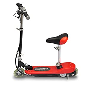120w electric scooter rechargeable e scooter with seat. Black Bedroom Furniture Sets. Home Design Ideas