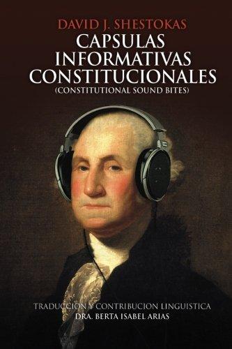 Capsulas Informativas Constitucionales Spanish Shestokas product image