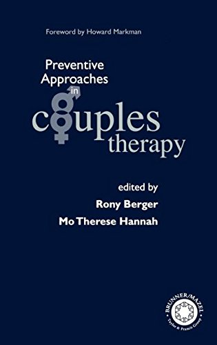 Preventive Approaches in Couples Therapy