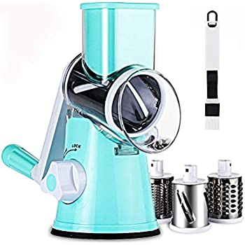 Amazon.com: SLC Swift Rotary Drum Grater Vegetable Cheese