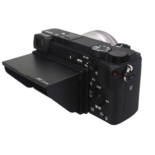 JJC LCH-A6 LCD Hood For Sony A6300 and A6000 cameras Screen protector shield from JJC