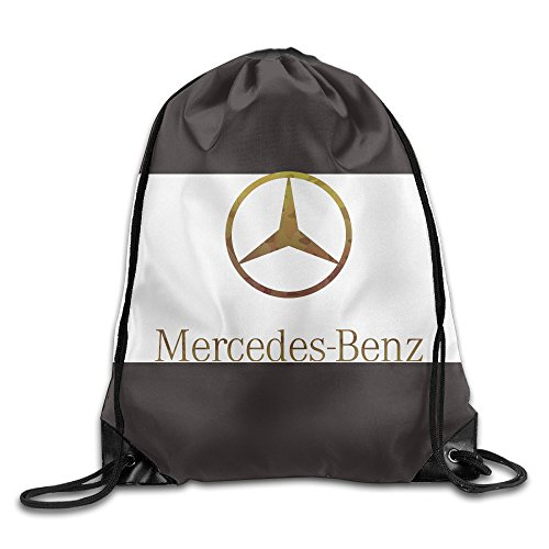 Price comparison product image Mercedes Benz Unisex Drawstring Travelling Bag