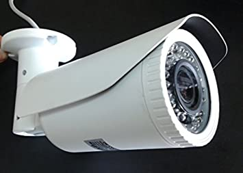 HD TVI 1080P Dome Camera 2.4MP Sony CMOS 2.8-12mm Varifocal 42 IR Outdoor 4 in 1