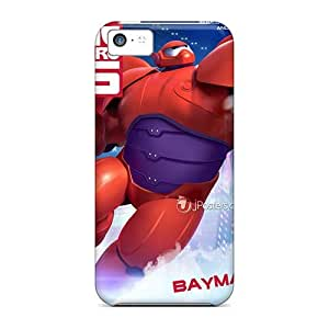 Perfect Cell-phone Hard Cover For Iphone 5c (BxH1096ZBnC) Provide Private Custom HD Big Hero 6 Pattern