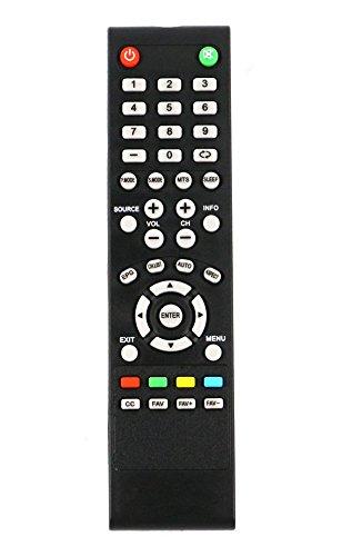 New TV Remote fit for Proscan TV RLDED3258A-F RLDED3258AF RL