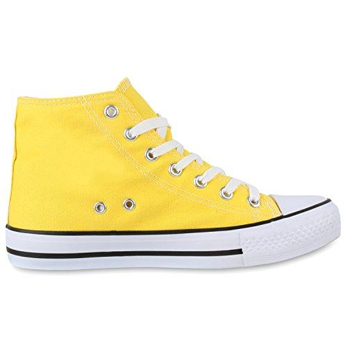 Japado - Zapatillas Mujer Gelb Giallo